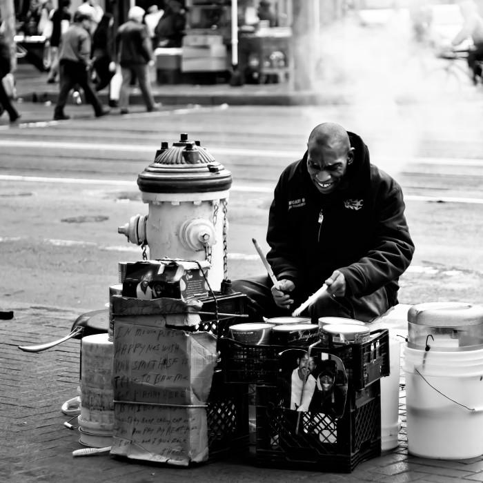 San Francisco – Part 1/5 : Downtown, Financial District et Chinatown