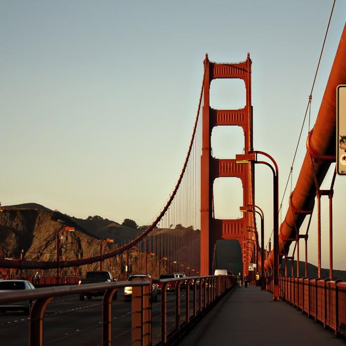 San Francisco – Part 4/5 : le Golden Gate Bridge