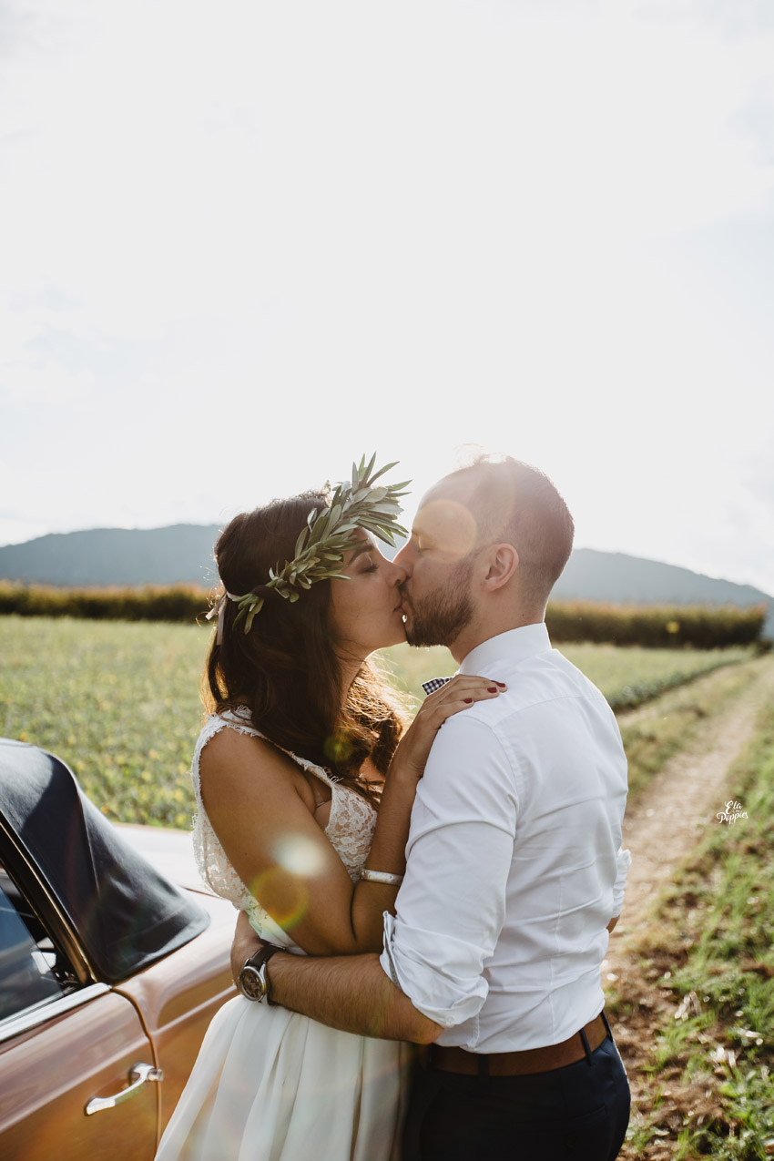 Photographe Mariage Cool Et Alternatif Ela And The Poppies